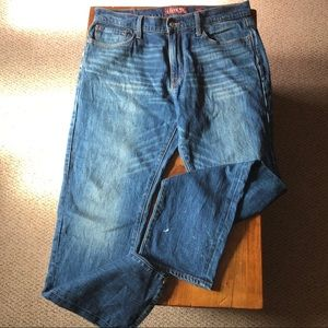 Athletic slim Lucky Brand jeans